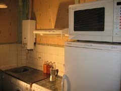 Ah Paris vacation apartment 92 - cuisine