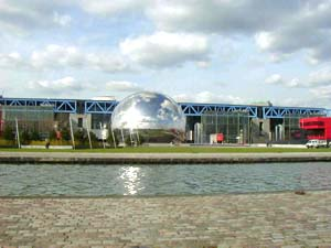 La Villette : Cité des Sciences